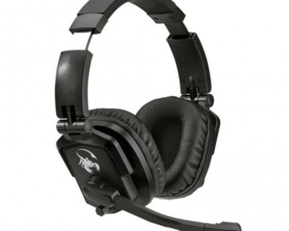 Headset Gamer Genius HS-G550 Lychas 2.0ch